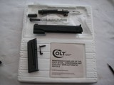 COILT 22 LR CONVERSION UNIT WAS NEVER USED IN ORIGINAL BOX AND THE MANUAL - 1 of 10