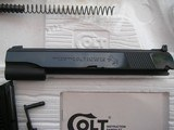 COILT 22 LR CONVERSION UNIT WAS NEVER USED IN ORIGINAL BOX AND THE MANUAL - 4 of 10