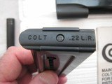 COILT 22 LR CONVERSION UNIT WAS NEVER USED IN ORIGINAL BOX AND THE MANUAL - 7 of 10