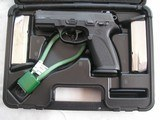 FABRIQUE NATIONALE MODEL FNP40 CAL. 40 S&W PISTOL IN NEW CONDITION W/3 14 ROUNDS MAGS