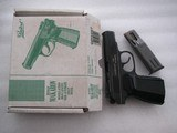RUSSIAN MAKAROV CAL. 380ACP HIGH CAPACITY 11 ROUNDS IN LIKE NEW CONDITION IN THE BOX