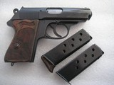 """WALTHER PPKNAZI'S POLICE """"EAGLE C"""" MARKINGS IN EXCELLENT ORIGINAL CONDITION FULL RIG - 5 of 20"""