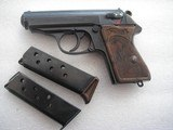 """WALTHER PPKNAZI'S POLICE """"EAGLE C"""" MARKINGS IN EXCELLENT ORIGINAL CONDITION FULL RIG - 3 of 20"""