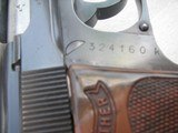 """WALTHER PPKNAZI'S POLICE """"EAGLE C"""" MARKINGS IN EXCELLENT ORIGINAL CONDITION FULL RIG - 11 of 20"""