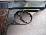 """WALTHER PPK """"EAGLE N"""" STAMPED NAZI'S TIME PRODUCTION IN EXCELLENT ORIGINAL CONDITION - 4 of 20"""