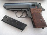 """WALTHER PPK """"EAGLE N"""" STAMPED NAZI'S TIME PRODUCTION IN EXCELLENT ORIGINAL CONDITION - 2 of 20"""