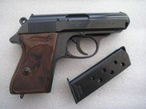 """WALTHER PPK """"EAGLE N"""" STAMPED NAZI'S TIME PRODUCTION IN EXCELLENT ORIGINAL CONDITION - 3 of 20"""