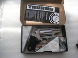 "TAURUS THE JUDGE NEW CONDITION 100% IN THE BOX STAINLESS STEEL 2"" BARREL .45 COLT & 410 GA"