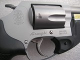 SMITH & WESSON MOD. 637-2 REVOLVER WITH RED LASER/MAX LIKE NEW IN THE ORIGINAL BOX, PAPERS - 4 of 16
