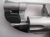 SMITH & WESSON MOD. 637-2 REVOLVER WITH RED LASER/MAX LIKE NEW IN THE ORIGINAL BOX, PAPERS - 7 of 16