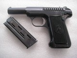 SAVAGE MOD. 1907 CAL. .32ACP IN VERY RARE LIKE MINT ORIGINAL FACTORY CONDITION
