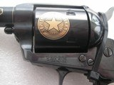 COLT SAA REPUBLIC OF TEXAS SESQUICENTENNIAL 1836-1986 SPECIAL LIMITED PRODUCTION - 6 of 19