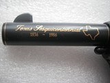 COLT SAA REPUBLIC OF TEXAS SESQUICENTENNIAL 1836-1986 SPECIAL LIMITED PRODUCTION - 7 of 19