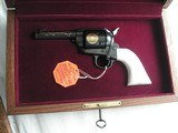 COLT SAA REPUBLIC OF TEXAS SESQUICENTENNIAL 1836-1986 SPECIAL LIMITED PRODUCTION - 4 of 19