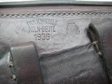 """LUGER """"G"""" DATE 1935 SECRET CODE FULL RIG IN VERY GOOD ORIGINAL CONDITION - 11 of 20"""