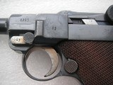 """LUGER """"G"""" DATE 1935 SECRET CODE FULL RIG IN VERY GOOD ORIGINAL CONDITION - 5 of 20"""