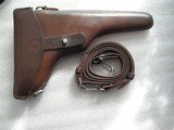 """LUGER SWISS/BERN CAL. .30 LUGER 4.75"""" BARREL FULL RIG IN LIKE NEW ORIGINAL CONDITION - 19 of 20"""