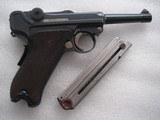LUGER DWM 1906 COMMERCIAL CAL.9MM EXTREMELY RARE N LIKE NEW ORIGINAL CONDITION - 2 of 20