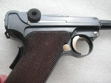 LUGER DWM 1906 COMMERCIAL CAL.9MM EXTREMELY RARE N LIKE NEW ORIGINAL CONDITION - 11 of 20