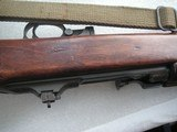 US MILITARY M1 EARLY CARBINE WITH 3 MAGS IN RARE ORIGINAL CONDITION WITH FLASH HIDER - 14 of 20