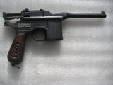 MAUSER RED 9 RARE 98%+ CONDITION FULL RIG BROOMHANDLE ALL MATCHING INCLUDING STOCK - 6 of 20