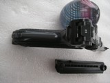 """LUGER 1942 """"BLACK WIDOW"""" FULL RIG IN LIKE MINT ORIGINAL ALL MATCHING CONDITION - 10 of 20"""