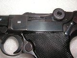 """LUGER 1942 """"BLACK WIDOW"""" FULL RIG IN LIKE MINT ORIGINAL ALL MATCHING CONDITION - 14 of 20"""