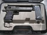 MAGNUM RESEARCH DESERT EAGLE MARK XIX LIKE NEW TEST FIRED ONLY 100% CONDITION