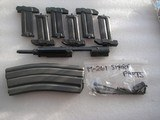 RARE US MILITARY ISSUE CONVERSION KIT (CAL. .22 RIMFIRE ADAPTER) M261 FOR M16 & M16A1 CAL.5.56 mm RIFLES