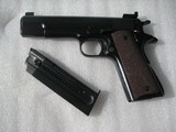 COLT COMMERCIAL ACE IN LIKE NEW ORIGINAL CONDITION WITH ORIGINAL BOX AND INSTRUCTIONS