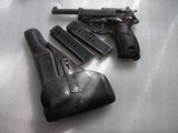 MAUSER SVW CODE 1945 MFG FULL RIG ALL ORIGINAL MATCHING PARTS IN 98% CONDITION