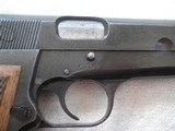 BROWNING HI-POWER NAZIS TIME PRODUCTION IN LIKE NEW ORIGINAL CODITION WITH 1944 HOLSTER - 3 of 20