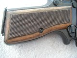 BROWNING HI-POWER NAZIS TIME PRODUCTION IN LIKE NEW ORIGINAL CODITION WITH 1944 HOLSTER - 5 of 20