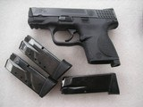 "SMITH & WESSON MODEL M&P40c IN LIKE NEW ORIGINAL CONDITION CAL. 40 S&W WITH 3.5"" BARREL"