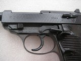 NAZI'S MILITARY SPREEWERK P.38 IN EXCELLENT LIKE NEW CONDITION WTH BRIGHT & SHINY BORE - 2 of 14