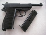 NAZI'S MILITARY SPREEWERK P.38 IN EXCELLENT LIKE NEW CONDITION WTH BRIGHT & SHINY BORE - 3 of 14