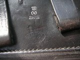 LUGER NAZI'S NAVY MAKER-MARKED WITH ACCEPTANCE-PROOFED HOLSTER IN EXCELLENT CONDITION - 11 of 11