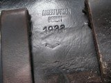 LUGER RARE 1933 POLICE HOLSTER, THE YEAR HITLER ELECTED TO POWER IN GERMANY - 5 of 9