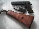 COLT 1911 US ARMY 1915 PRODUCTION FULL RIG
