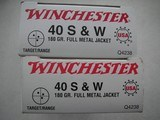 40 S&W AMMO FOR SALE - 2 of 20