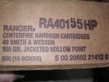 40 S&W AMMO FOR SALE - 20 of 20