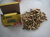 40 S&W AMMO FOR SALE - 12 of 20