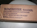 40 S&W AMMO FOR SALE - 19 of 20
