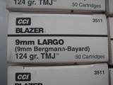 9mm LARGO BERGMANN-BAYARD FOR SALE - 5 of 15