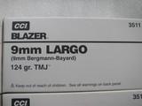 9mm LARGO BERGMANN-BAYARD FOR SALE - 3 of 15