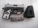 SIG/SAUER MODEL 238 CAL. .380 ACP W/LASER AND KNIGHT SIGHTSLIKE NEW CONDITION - 5 of 18