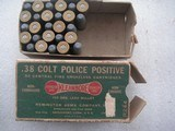 CALIBER 38 S & W AMMO FOR SALE - 18 of 20