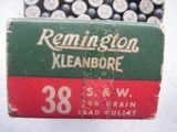 CALIBER 38 S & W AMMO FOR SALE - 16 of 20