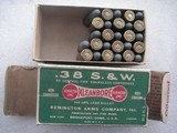 CALIBER 38 S & W AMMO FOR SALE - 12 of 20
