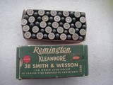CALIBER 38 S & W AMMO FOR SALE - 15 of 20